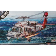 """Sikorsky MH-60S US Navy HSC-9  """"Trouble Shooter""""  Updated version with 1 new sprue of parts including revised rotor blades."""