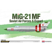 "Mikoyan MiG-21MF ""Soviet Air Forces & Export"""