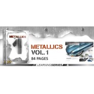 Book AK Learning Series 4 : Metallics Vol.1