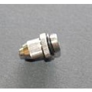 "HOSE CONNECTION G 1/8"" MALE THREAD WITH SCREW SOCKET FOR HOSE 4X6MM"