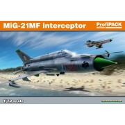Mikoyan MiG-21MF interceptor ProfiPack edition (NEW TOOLING)