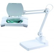 LAMP LED MAGNIFYING SQUARE MODEL ( 80 LED )