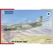 SNCASO SO.4050 Vautour IIN Israeli Air Force/IAF all weather fighter