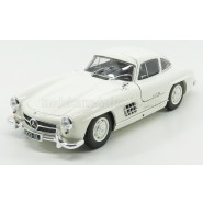 MERCEDES BENZ - 300SL COUPE GULLWING (W198) 1955 - WHITE