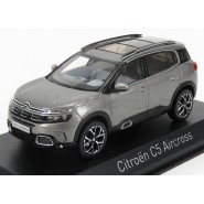 CITROEN - C5 AIRCROSS 2018 - PLATINUM GREY SILVER