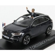 CITROEN - DS7 CROSSBACK WITH PRESIDENT FIGURE 2017 - BLACK