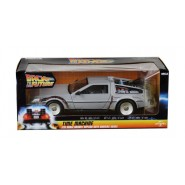 Back to the Future Diecast Model Time Machine 15 cm (1/16)