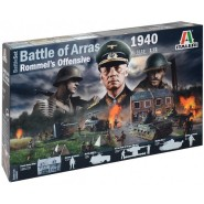 "WWII Battleset "" Battle of Arras"" Rommel Offensive 1940."