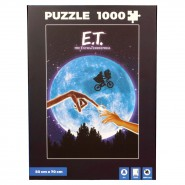 Puzzle Poster E.T. The Extra Terrestrial 1000pzs