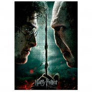 Puzzle Harry vs Voldemort Harry Potter 1000 pieces 70x50cm.