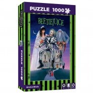Puzzle Movie Poster Beetlejuice 1000 pieces  68x48cm