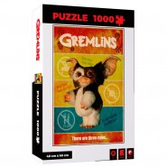 Puzzle There Are Three Rules Gremlins 1000pieces 68x48cm.
