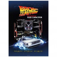 Puzzle Powered by Flux Capacitor Back to the Future.  1000 pieces 70x50cm.
