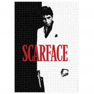 Puzzle Poster The World is Yours Scarface 1000 pieces 70x50cm.