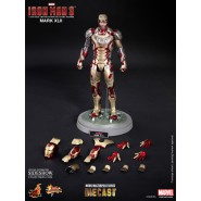 Iron Man 3 MMS Diecast MMS 197 Action Figure 1/6 Iron Man Mark XLII 30 cm