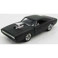 DODGE - DOM'S DODGE CHARGER R/T 1970 - FAST & FURIOUS 7 - MATT BLACK