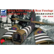 Airspeed A.S.51 Horsa Glider Mk.I Wings & Rear Fuselage (Tail Unit) Set