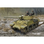 USSR M10 Lend-Lease with 5 figures