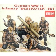 "WWII Infantry ""Destroyer"" Set"