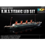 R.M.S. Titanic + LED set