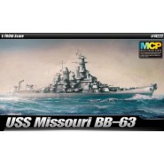 USS Missouri BB-63 MCP