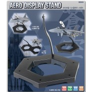 Aero Display Stand. Suitable for 1/48, 1/72, 1/100 & 1/144 scale aircraft