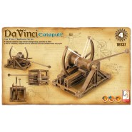 Da Vinci Spingarde (No paint or glue required)