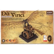 Da Vinci Flying Machine (No paint or glue required)