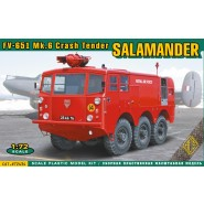 FV-651 Mk.6 Salamander crash tender (Fire Engine)