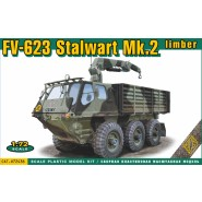 FV-623 Stalwart Mk.2 limber vehicle