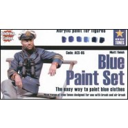 Blue Paint Set
