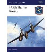 OSPREY AVIATION ELITE UNITS: 475th Fighter Group