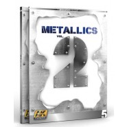 Book AK Learing Series 4: Metallics Vol.2