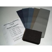 Micromesh Polishing Cloth set