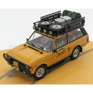 LAND ROVER - RANGE ROVER RALLY CAMEL TROPHY 1981 - YELLOW