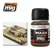 US MODERN VEHICLES WASH (35ml)