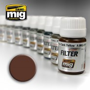 BROWN FOR WHITE High quality ready to use filter. 30 mL