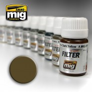 TAN FOR 3 TONE CAMO -  High quality ready to use filter. 30 mL.