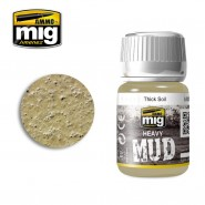 HEAVY MUD - THICK SOIL (35ml)