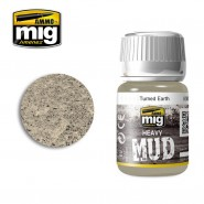 HEAVY MUD - TURNED EARTH (35ml)