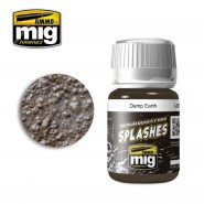 MEDIUM DENSITY MUD SPLASHES - DAMP EARTH (35ml)