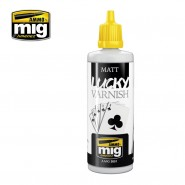 MATT LUCKY VARNISH (60ml)