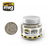 ACRYLIC MUD FOR DIORAMAS - DRY EARTH GROUND (250ml)