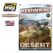 THE WEATHERING MAGAZINE Issue 13 – Desert (English Version)