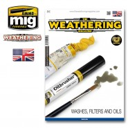THE WEATHERING MAGAZINE ISSUE 17 - WASHES, FILTERS AND OILS (ENGLISH)