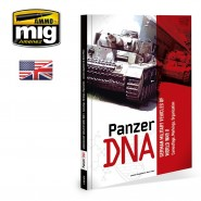 PANZER DNA (ENGLISH) Hard cover. 139 pages and more than 150 high quality pictures