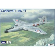 BAC/EE Canberra T.11 including etched parts