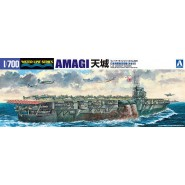 IJN Aircraft Carrier Amagi.