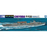 I.J.N Special submarine Carrier Chiyoda