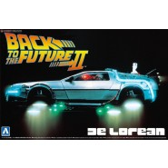 Delorean DMC 12 BACK TO THE FUTURE II
